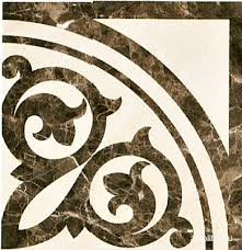 Плитка напольная Bellavista Ceramica Roseton Catania Beige