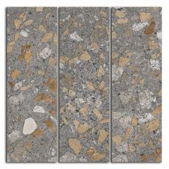 Декор KERAMA MARAZZI 14,7х14,7х11 Терраццо коричневый мозаичный (SG184\001)