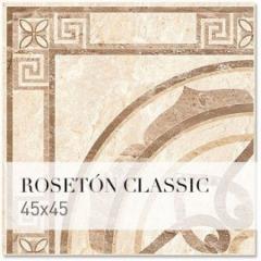 Плитка напольная Bellavista Ceramica Roseton Classic