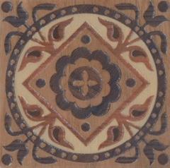 Декор Kerama Marazzi 15Х15Х9 Фратте Беж Лаппатированный (Hgd\A29\Tu0031L)