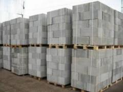 Gas-blocks, price gas concrete. Sale of