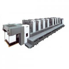 Листовая офсетная печатная машина SHINOHARA...
