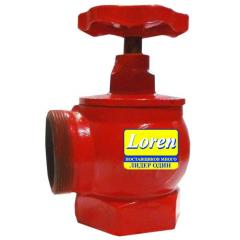 Вентиль пожарный чугунный ПК-65 Ду 65