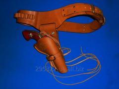 Кобура ковбойская для револьвера Ковбойская кобура