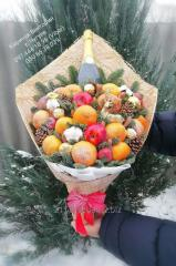 Bouquets of sweets
