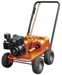 Means of mechanization for civil and erection