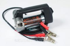 BP-DC65 – насос для перекачки дизельного топлива. Питание 12В/24В. Продуктивность насоса 45/65 л/мин