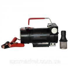 БЕНЗА Н12-40 - насос для перекачки дизельного