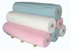 Bedding textile for single usage