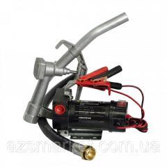 БЕНЗА К12-60 - комплект для перекачки дизельного топлива, 12 В, 60 л/мин
