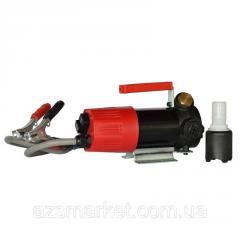 БЕНЗА Н12-60 - насос для перекачки дизельного