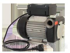 РА 220-70,80,100,150 - насос для перекачки дизельного топлива 220 Вольт, 70-150 л/мин