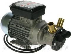E220-28 - насос для перекачки масла и переработки 220 Вольт, 28 л/мин