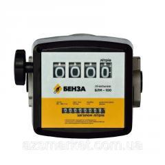 БЕНЗА БЛМ-100 - счетчик расхода топлива для...