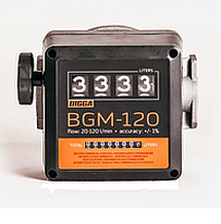 BGM-120 - счетчик расхода топлива для ДТ от 20-120