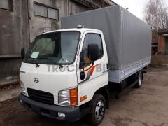 Автомобиль грузовой Hyundai HD35 борт-тент