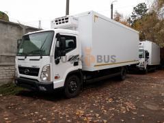 Автомобиль грузовой Hyundai EX8 фургон с...