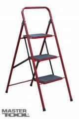 Лестница-стремянка металлическая 3 ступени с