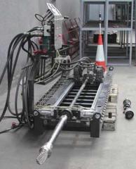 Комплекс оборудования для бестраншейной прокладки трубопроводов УНБ-1