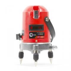 Уровень лазерный 2 лазерные головки. INTERTOOL MT-3009