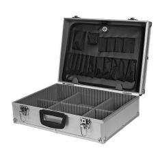 Кейс для инструмента алюминиевый (шт.) TOPEX (79R220)