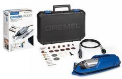 Многофункциональный инструмент DREMEL 3000 (3000-1/25) (F0133000JT)