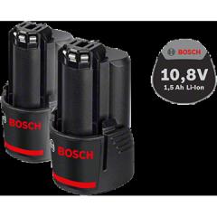 Аккумулятор Bosch Li-Ion 2x10.8 В, 1.5 Ач (1600Z0003Z)
