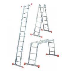 Комбинированные многофункциональные лестницы MONTO Multi Matic 4x4 KRAUSE (120649)