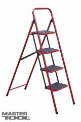 Лестница-стремянка металлическая 5 ступеней с