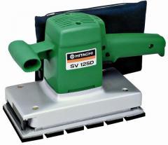 Вибрационная шлифмашина электрическая Hitachi SV12SD