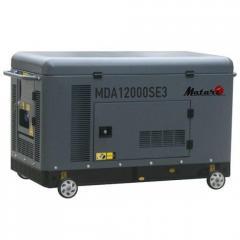 Дизельный генератор MDA 12000SE3
