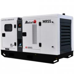 Дизельный генератор Matari MR 55