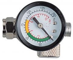 """Регулятор воздуха с манометром для """"Краскопульта"""" JONNESWAY (ACC-609)"""