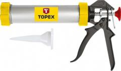 Пистолет для герметиков, 300 мл (шт.) TOPEX (21B330)