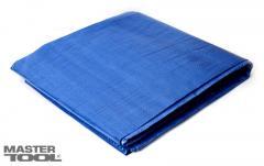 Тент 6 х12 м, синий, 65г/м2 Mastertool (79-9612)
