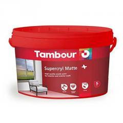 Акриловая краска Tambour (Тамбур) Supercryl Matt Plus (Суперкрил Матт Плюс)