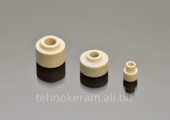 Ceramic plugs for TEN
