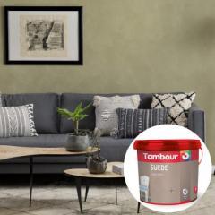 Декоративная краска Tambour (Тамбур) Suede (Свед)