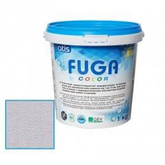 Затирка Atis Fuga Color A 111/1кг серебристо-серый