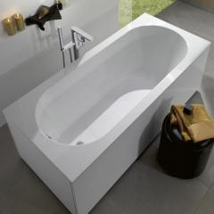 Ванна 170 х 75 см в комплекте с ножками VILLEROY