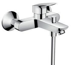 Cмеситель для ванны однорычажный HANSGROHE Talis (71740000) выступ 194 мм