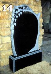 Украшения надгробные из камня