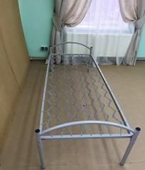Bed for hotels metal single-tier NORMA