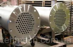 Изготовление теплообменной аппаратуры, бойлеров