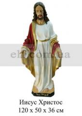 Декоративные фигуры Иисуса, Богородицы, Девы Марии