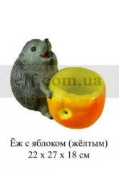 Подвазонник Ежик с яблоком 22 х 27 х 18