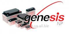 Акумуляторні батареї Genesis NP