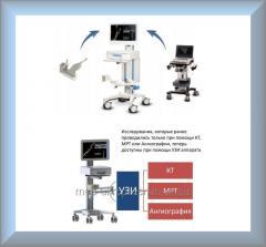 Система томографических УЗИ исследований...