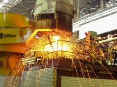 The systems automated for ferrous metallurgy