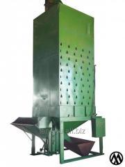The conveyor shaft, zernosusharka, dryer Mine